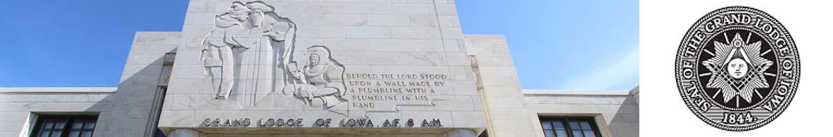 Photo of Grand Lodge of Iowa Library