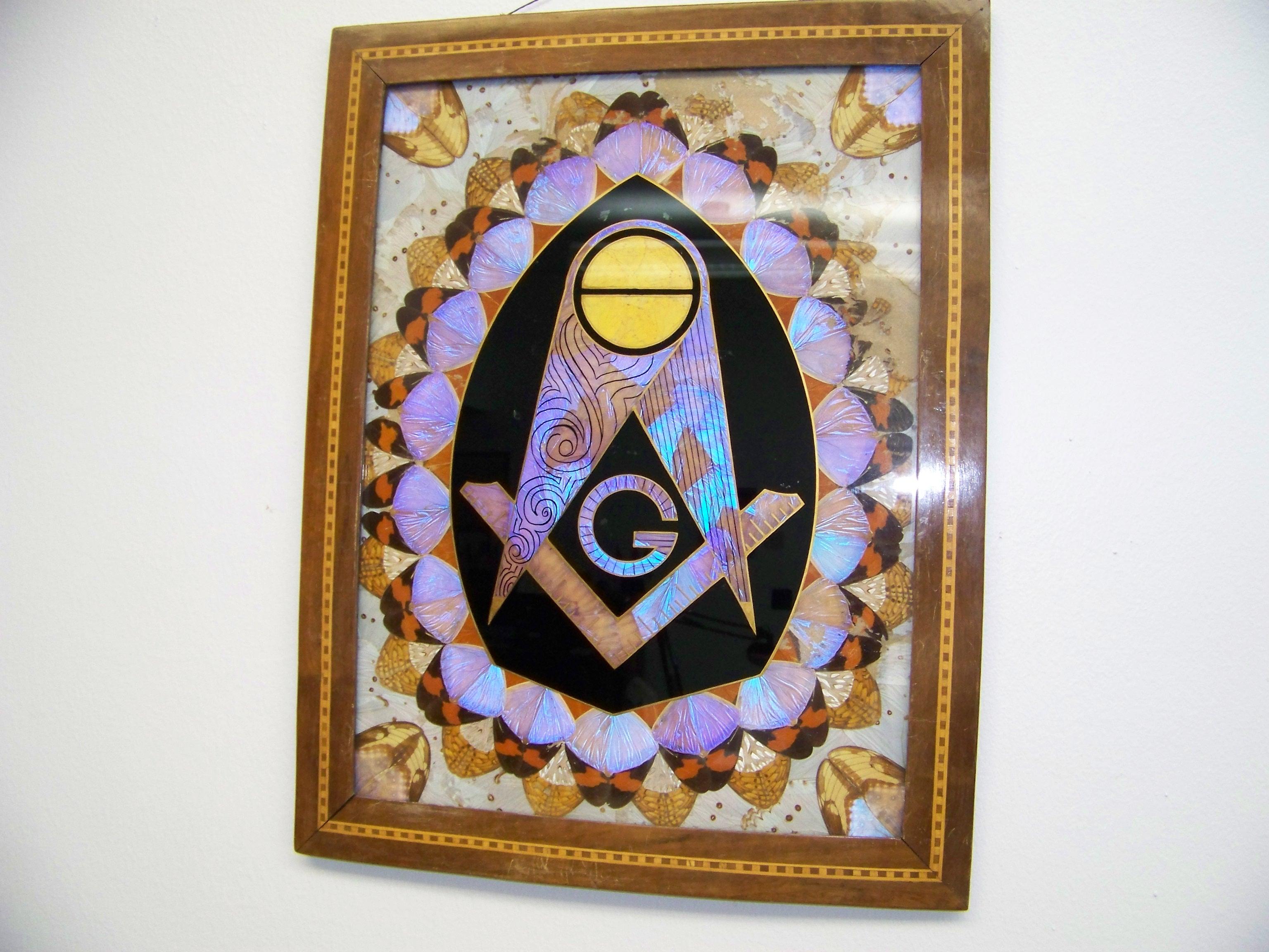 Masonic Lodge Emblem